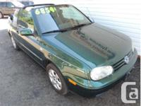 Make Volkswagen Model Cabriolet Year 2002 Colour Green