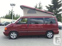 Make Volkswagen Model Eurovan Year 2002 Colour Red kms