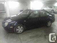 Hamilton, ON 2002 Volkswagen Jetta GT 1.8T This