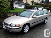 Make Volvo Model V70 Year 2002 Colour Brown kms 149000