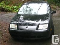 Make Volkswagen Model Jetta Year 2002 Colour Blackness