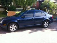 2002 VW Jetta. 2.0 L Engine, Auto Transmission. Fully