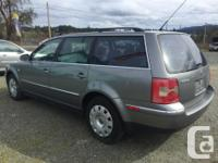 Make Volkswagen Model Passat Wagon Year 2002 Colour