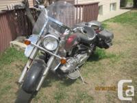 Make Yamaha Model V-Star Year 2002 kms 44000 2002 vstar