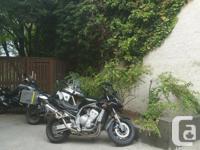 Make Yamaha Model Fz Year 2002 kms 54000 1000cc sport