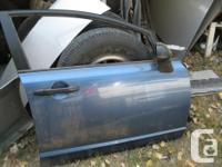 2003-2010 Honda Civic bumper covers, doors, trunk lids,