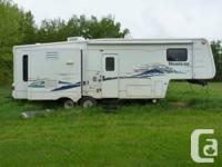 2003 30' Montana Fifth Wheel - $22,000. Come with 3