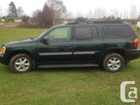 2003 gmc envoy 4x4. 7 traveler far better compared to a