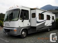 Recreational Vehicle Kind - Class A-- Gas-- 35 feet.