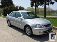 2003 Acura 1.7 EL,  MANUAL, 4 cyl, 1 OWNER, new tires,