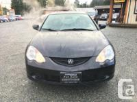 Make Acura Year 2003 Colour Black Trans Automatic kms