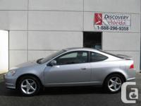 Make Acura Model RSX Year 2003 Trans Manual kms 91947