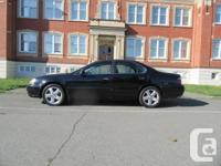Make Acura Model TL Year 2003 Colour Black kms 215000