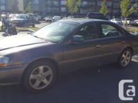 Make Acura Model TL Year 2003 Colour Grey kms 153000