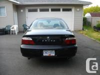 Make Acura Model TL Year 2003 Colour Black kms 343000