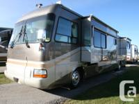 2003 TIFFIN ALLEGRO BUS 40DS Class A Motorhome