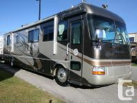 2003 TIFFIN ALLEGRO BUS 40DS. Lesson A Motorhome.