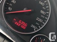 Make Audi Model A4 Year 2003 Colour Gunmetal Grey kms
