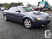 Make Audi Model A4 Year 2003 Colour Grey kms 154488