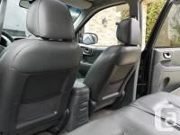 Make Hyundai Model Santa Fe Year 2003 Colour Black kms