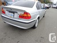 Make BMW Model 320i Year 2003 Colour grey kms 145000