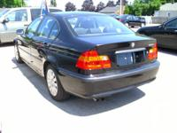 2003 BMW 320i, 2.2L, 6 Cyl, Auto, Leather, Power door/