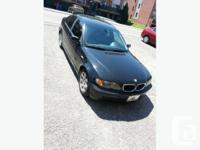 I have a 2003 bmw 325 I in great condition needs no