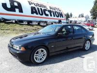 Make BMW Model 530i Year 2003 Colour black kms 186980 for sale  British Columbia