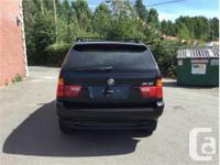 Make BMW Model X5 Year 2003 Colour Black kms 324957