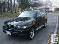 Selling my 2003 BMW 3.0i Premium sport package this car