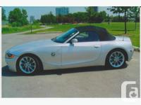 Mississauga, ON 2003 BMW Z4M Roadster Convertible This