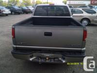 Make Chevrolet Model S-10 Year 2003 Trans Automatic