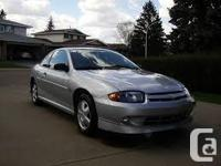 Make Chevrolet Model Cavalier Colour silver Trans