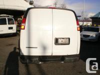 Make Chevrolet Model Express Cargo Van Year 2003