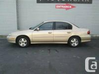 2003 Chevrolet Malibu  Beige / Brown 2003 Chevrolet