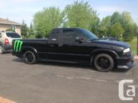 Make Chevrolet Model S-10 Year 2003 Colour Black kms