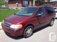 2003 Chevrolet Venture...145,000 kms, automatic, air