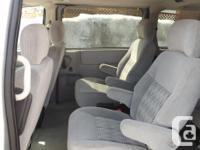 Make Chevrolet Model Venture Year 2003 Colour Silver