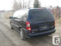 Well maintained 2003 Chevrolet Venture. 8 passengers.
