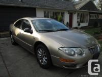 Champagne colored 2003 Chrysler 300M in excellent