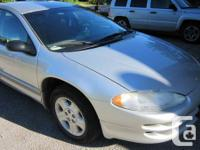 Selling a 2003 Chrysler Intrepid   -E Tested in