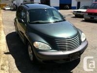 2003 Chrysler PT Cruiser, Automatic, 139400 Km,4