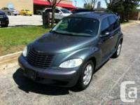 2003 Chrysler PT Cruiser, Automatic, 139400