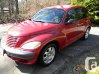 Make Chrysler Year 2003 Colour red Trans Manual kms