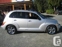 Make Chrysler Model PT Cruiser Year 2003 Colour Silver