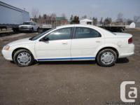 2003 Chrysler Sebring LX Plus Sedan 4-dr 2.7L V6 DOHC