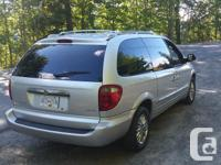 Make Chrysler Model Town & Country Year 2003 Colour
