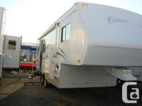 2003 Citation 25RLS  25ft 5th Wheel with one Slide Out