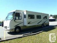 2003 Coachmen Mirada 34FT Class A Motorhome with living
