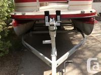 - 16 foot Model 1682 Sport LX. - Karavan Classic